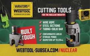 WebTool Nuclear Cutting Tools